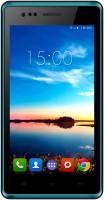 Intex Aqua 4.5e Kitkat (Black & Blue 1 GB)(512 MB RAM)