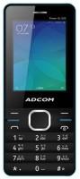 Adcom X20 (POWER XL) Dual Sim Mobile- Black & Blue(Black, Blue) - Price 744 46 % Off