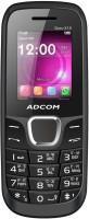 Adcom X10 (Guru) Dual Sim Mobile- Black(Black) - Price 699 22 % Off