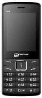 Micromax X615 Dual Sim FM Radio Black(Black) - Price 1175 21 % Off