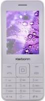 Karbonn K-1(White Champagne) - Price 1375 14 % Off