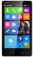 Nokia X2 Dual SIM (White, 4 GB)(1 GB RAM)