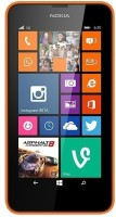 Nokia Lumia Nokia 630 (Bright Orange, 8 GB)(512 MB RAM)