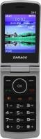 Darago 240 Flip Phone(Classy Red,Red)