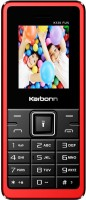 Karbonn K130 FUN(Red & Black)