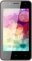 Intex Aqua Y2 IPS (Brown and Champagne, 4 GB)(512 MB RAM) - Price 3099 38 % Off