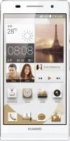 Huawei Ascend P6 (White, 8 GB)(2 GB RAM)