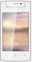 UNI N-6100 Triple SIM Mobile(White)
