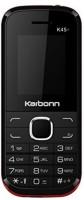 Karbonn K45+(Black-Red)