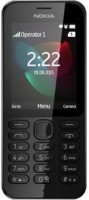Microsoft NOKIA 222 DS(Black)