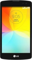 LG L Fino (Black & White, 4 GB)(1 GB RAM)