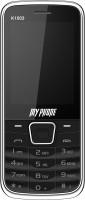 My Phone K 1003(Black, Yellow) - Price 699 41 % Off