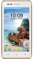 Intex Aqua 4.5E (White & Champagne, 4 GB)(512 MB RAM) - Price 2425 37 % Off