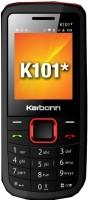 Karbonn K101 Star(Black) - Price 850 28 % Off