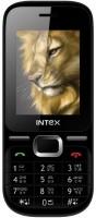Intex Leo Mobile(Black)