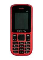Saral Sigmatel K34(Black+Red)