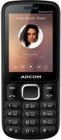 Adcom X18 (DIAMOND) Dual Sim Mobile(Black, Blue) - Price 1099 4 % Off