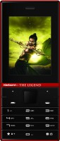 Karbonn Kochadaiiyaan The Legend 2.4(Black and Red)