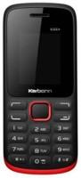 Karbonn K44+(Black, Red) - Price 934 6 % Off