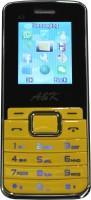 AK Bar Phone A 2(Yellow, Black)