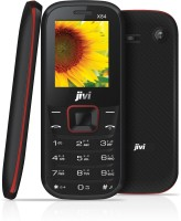 JIVI X84 Without Charger and Hands-free(Black & Red) - Price 849 10 % Off