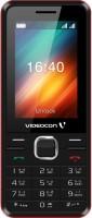 Videocon Raga1 V2AB(Black & Red)