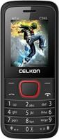 Celkon C345(BLACK+RED) - Price 1000