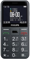 Philips E 310 Mobile Phone(Grey)