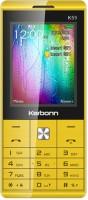 Karbonn K59 Dual Sim - Yellow & Black(Yellow)