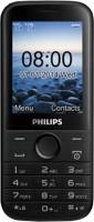 Philips E160(Black) - Price 1850 11 % Off