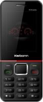 Karbonn K18 JUMBO(BLACK-RED) - Price 1349 2 % Off
