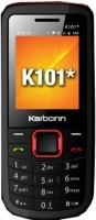 Karbonn k101 star(black+yellow) - Price 810 45 % Off