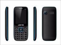 Wishtel Ira CDMA(Black Blue) - Price 1199 26 % Off