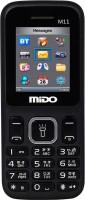 Mido M11(Black & Blue) - Price 625 10 % Off