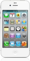 Apple iPhone 4s (White, 8 GB)