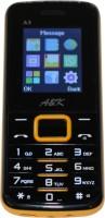 AK Bar Phone A 3(Black, Yellow) - Price 599 49 % Off