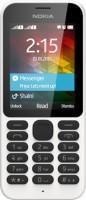 Nokia 215(White) - Price 2399