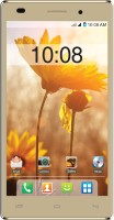 Intex Aqua Power+ (Champagne, 16 GB)(2 GB RAM)