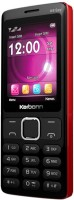Karbonn K9 SPY(BLACK AND RED)
