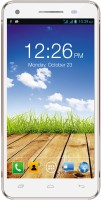 Micromax Canvas 4 Plus A315 (White and Gold, 16 GB)(1 GB RAM)