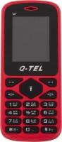 Q-Tel Q7(Black & Red)
