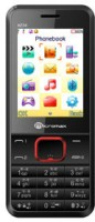 Micromax X274(Black & Red)