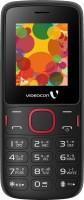 Videocon V1393(Black, Red)