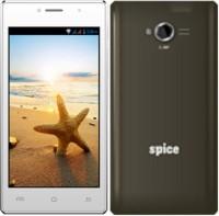 Spice Mi-439 Smartphone - Silver (Silver, 4 GB)(512 MB RAM)