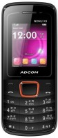 Adcom Nonu X9 With Whatsapp & Wireless Fm(Black, Orange) - Price 678 32 % Off