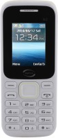 Infix N-3 Dual Sim Multimedia 2.4 Inches(WhiteGreen)