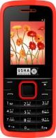 Usha Shriram A3(Black & Red)