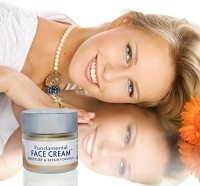 Fundamental Earth Fundamental Face Cream - Moisture & Repair Formula - Organic Face Cream(60 ml)