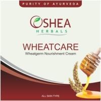 Oshea Herbals Wheatcare,Wheatgerm Nourishment Cream 50gm(50 g)