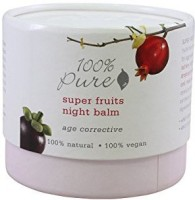 100% Pure All Natural And Organic Super Fruit Night Balm(34.008 g)